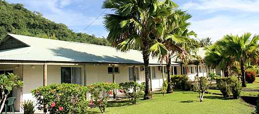 KOSRAE NAUTILUS RESORT